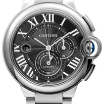 Cartier Ballon Bleu 44mm W6920025 new