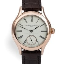 Laurent Ferrier Roségull 40.5mm Manuelt FBN916.01 brukt