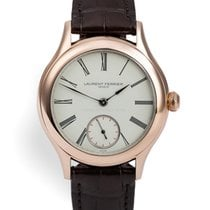 Laurent Ferrier Aur roz 40.5mm Armare manuala FBN916.01 folosit