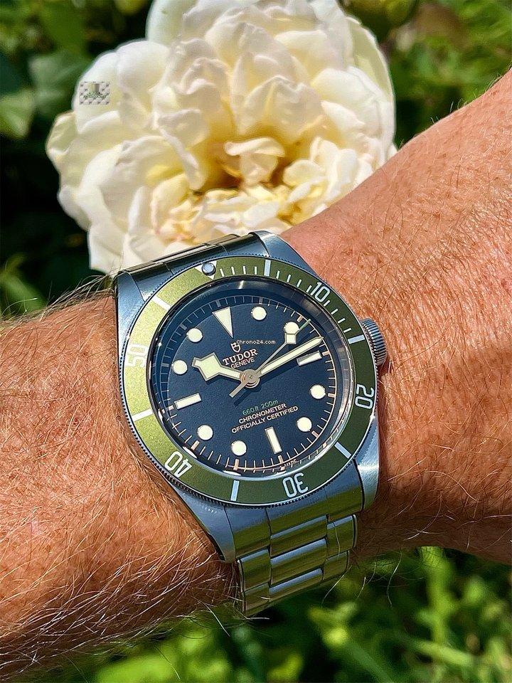 Tudor Black Bay 79230G 2021 new