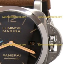 Panerai Luminor Marina 1950 3 Days Automatic PAM 01351 Panerai Luminor Marina 1950 3 Days Titanio 44mm 2019 nouveau