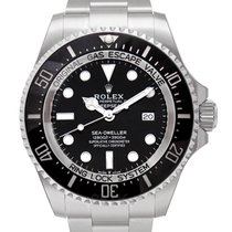 Rolex Sea-Dweller Deepsea new 2018 Automatic Watch with original box and original papers 126660