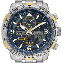 Citizen Promaster Sky Titanium 45mm Blue United States of America, Massachusetts, Florence