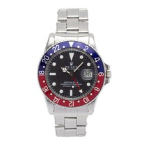 Rolex 1675 Steel 1971 GMT-Master 40mm pre-owned United States of America, Florida, Boca Raton