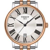 Tissot Steel 40mm Quartz T122.410.22.033.00 new
