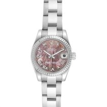 Rolex Lady-Datejust 179174 Very good Steel 26mm Automatic