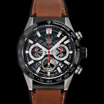 TAG Heuer Carrera Steel 45mm Transparent United States of America, California, Burlingame