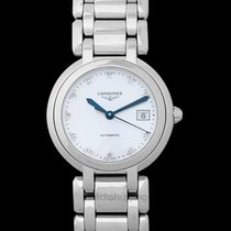 Longines PrimaLuna Steel 30.00mm White United States of America, California, Burlingame