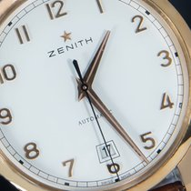 Zenith Rose gold 40mm Automatic 18.2021.670 pre-owned