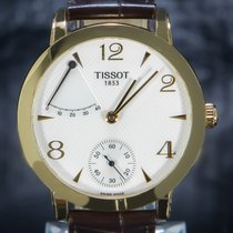 Tissot Rose gold 42mm Manual winding T71.8.461.34 pre-owned
