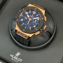 Hublot Big Bang 44 mm Rose gold 44mm Black Arabic numerals United States of America, New York, New York