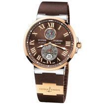 Ulysse Nardin Marine Chronometer 43mm 43mm Brown United States of America, California, Beverly Hills