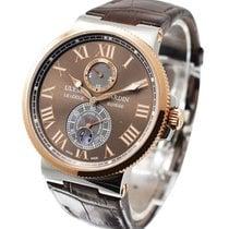 Ulysse Nardin Marine Chronometer 43mm 265-67-3/45 подержанные