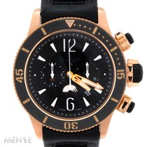 Jaeger-LeCoultre Master Compressor Diving Chronograph GMT Navy SEALs Rose gold 46mm
