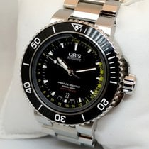 Oris Aquis Depth Gauge 01 733 7675 4154-Set 2020 new