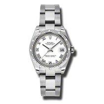 Rolex 178344 WRO Acier Lady-Datejust 31mm nouveau