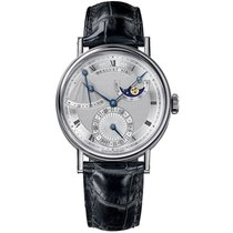 Breguet White gold 39mm Automatic 7137BB/11/9V6 new United States of America, Pennsylvania, Holland