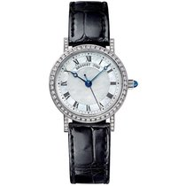 Breguet White gold 30mm Automatic 8068BB/52/964.DD00 new United States of America, Pennsylvania, Holland