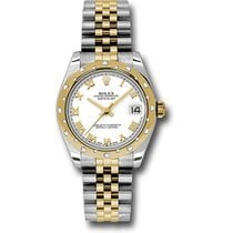 Rolex Lady-Datejust Steel 31mm White Roman numerals United States of America, Pennsylvania, Holland