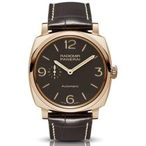 Panerai PAM00573 Or rose Radiomir 1940 3 Days Automatic 45mm nouveau