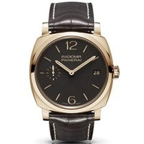 Panerai PAM00515 Or rouge Radiomir 1940 3 Days 47mm nouveau
