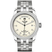 Tudor Glamour Date-Day Steel 39mm United States of America, Pennsylvania, Holland