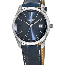 Longines Master Collection No numerals United States of America, New York, Brooklyn