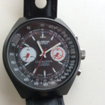 Dugena Steel Manual winding 38mm pre-owned Monza