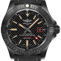 Breitling Avenger Blackbird Titanium 44mm Black United States of America, California, Moorpark