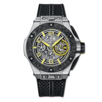 Hublot Platinum Automatic Transparent 45mm new MP Collection