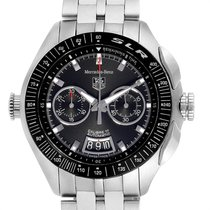 TAG Heuer SLR Steel 45mm Black United States of America, Georgia, Atlanta