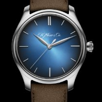H.Moser & Cie. White gold 40mm Automatic H. Moser & Cie Endeavour 1200-0201 new