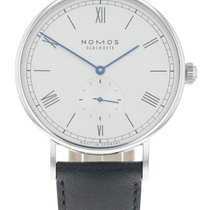 NOMOS Steel 37,5mm Manual winding 234 new