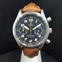 Omega Dynamic Chronograph Staal Zwart Arabisch