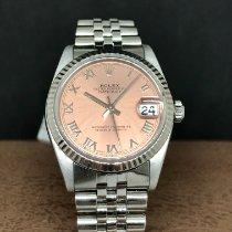 Rolex 78274 Acier 2002 Lady-Datejust 31mm occasion