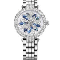 Harry Winston new Automatic 31mm White gold