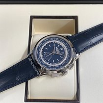 Patek Philippe World Time Chronograph new Automatic Chronograph Watch with original box and original papers 5930G-001