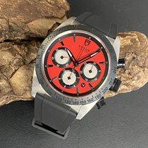 Tudor Fastrider Chrono Steel 42mm Red