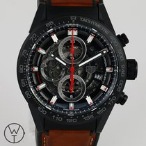 TAG Heuer CAR2090.FT Steel 2019 Carrera Calibre HEUER 01 43.5mm pre-owned