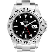 Rolex Explorer II Steel 40mm Black United States of America, Georgia, Atlanta