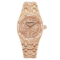 Audemars Piguet Royal Oak Lady Rose gold 33mm Gold Australia