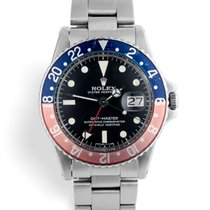 Rolex GMT-Master Steel 40mm United Kingdom, London