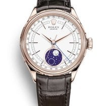 Rolex Cellini Moonphase Rose gold 39mm White United States of America, Florida, Sunny Isles Beach