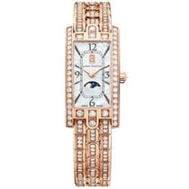 Harry Winston Avenue Rose gold 15.6mm Mother of pearl United States of America, Florida, Sunny Isles Beach