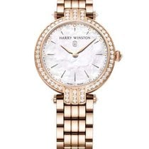 Harry Winston Premier Rose gold 31mm Mother of pearl United States of America, Florida, Sunny Isles Beach