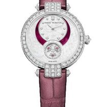 Harry Winston new Automatic Small seconds 36mm White gold