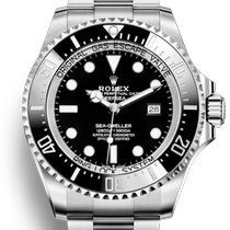 Rolex Sea-Dweller Deepsea 126660-0001 2020 new