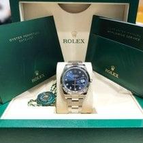 Rolex Datejust nuovo 2021 Automatico Orologio con scatola e documenti originali 126334