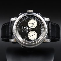 A. Lange & Söhne Double Split Platinum 43mm Black Roman numerals United States of America, California, Newport Beach CA