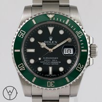 Rolex Submariner Date 116610 LV 2013 occasion
